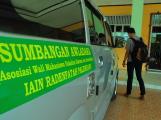 mobil baru sumbangan Awladaka Foto : Agung