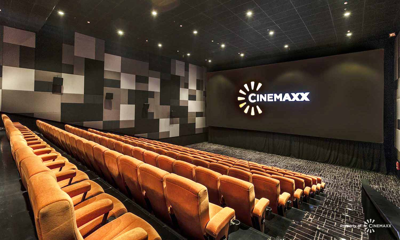 Foto : Amanda Lidya Putri  PT Cinemaxx Global Pasifik (Cinemaxx), menghadirkan bioskop untuk anak-anak pertama di Indonesia, Cinemaxx Junior, yang didesain khusus untuk anak-anak.Cinemax sendiri merupakan salah satu bendera Lippo Group.