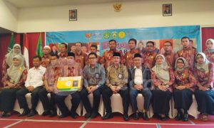 Ikatan Alumni Fakultas Tarbiyah dan Kelguruan (IKATARA) menggelar temu akbar alumni FTK pada Rabu (14/12/2016). Bertempat di Ballroom Hotel Hosion Ultima Palembang, kegiatan tersebut juga sekaligus pengukuhan IKATARA periode 2016-2020.