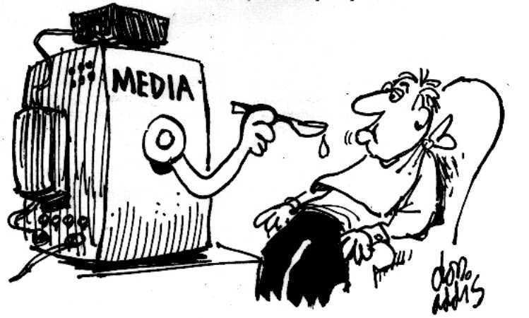 """Media Abal-abal dan Bau """"Tai Kucingnya"""""""