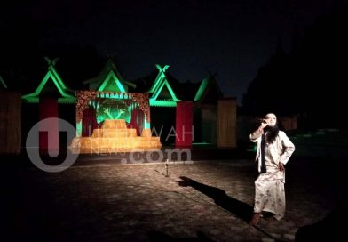 Guna Lestarikan Budaya, 25 Komunitas Seni di Riau Gelar Teater Tradisional