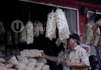 Foto: Aktivitas di Sekitar Pasar 16 Ilir Palembang