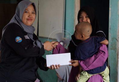 Kegiatan Safari Ramadan, LPM Ukhuwah Salurkan Donasi Ke Panti Asuhan