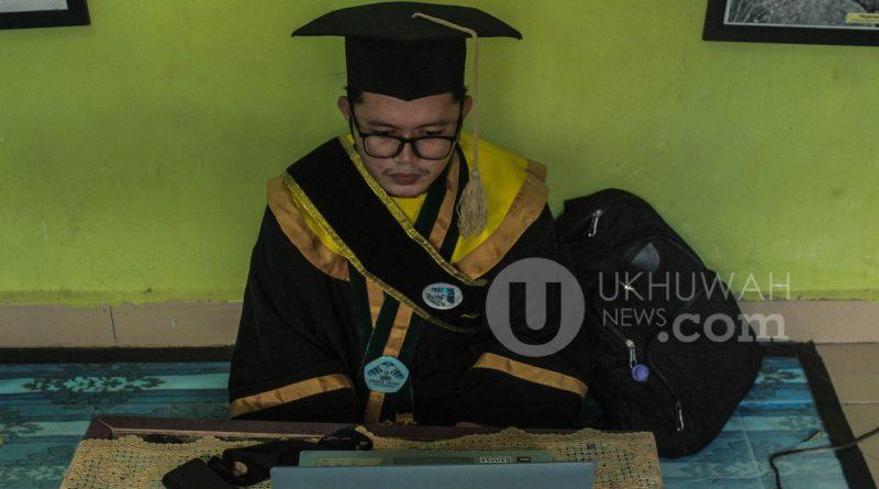 Alfiansyah, Mahasiswa Jurnalistik UIN RF Raih Predikat Lulusan Terbaik Pada Wisuda ke-73