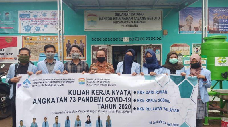 Ketua LP2M UIN RF Enggan KKN 73 Disebut 'KKN Online'
