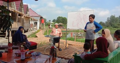 Peringati HUT ke-10 Tahun, Ponpes Tahfidz dan Sekolah Alam Kiai Marogan Luncurkan Edu Wisata