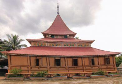 Mengenal Masjid Godang Koto Nan Ampek