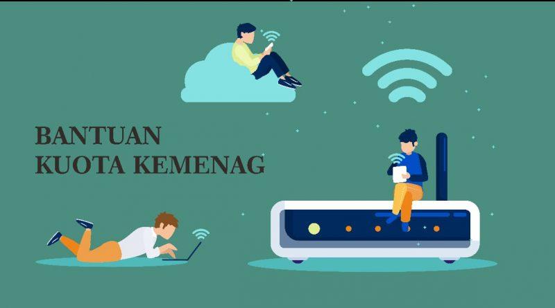 Janji Kemenag Berikan Bantuan Kuota 50GB Perbulan untuk Mahasiswa PTKI Se-Indonesia