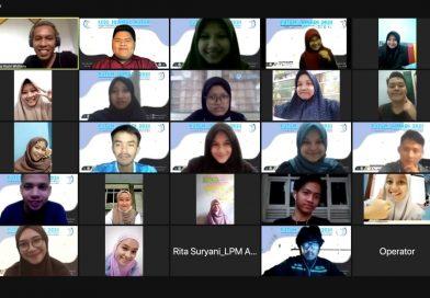 Bahas Artikel, Dieqy Hasbi Widhana: Strategi Hadapi Narasumber
