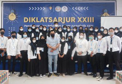 Cetak Jurnalis Berintegritas, LPM Ukhuwah Menggelar Diklatsarjur ke-23